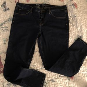 Mossimo mid rise jeggings size 16
